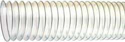 Mangueira para exaustor com Espiral em Aço Zincado 10 polegadas